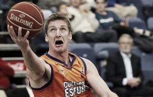 Justin Doellman, MVP de la jornada 32 de la Liga Endesa