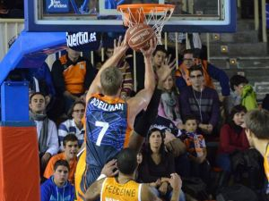 Valencia Basket - Baloncesto Fuenlabrada: duelo sin presión pero con aspiraciones