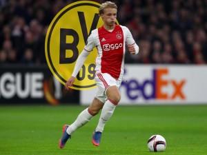 Borussia Dortmund - Dolberg, accordo trovato? Arriverebbe a gennaio