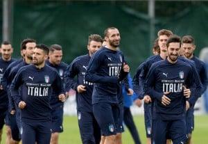 Svezia - Italia, (primo) atto mondiale