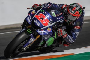 MotoGP, Test Valencia - Day1: rinasce la Yamaha