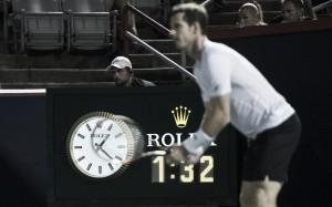 Tennis - Lo shot clock debutterà agli Australian Open; Taglio alle teste di serie