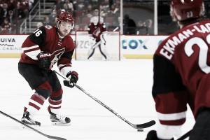 Arizona Coyotes' loss of Max Domi hurts