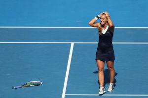 Cibulkova da la sorpresa y accede a la final del Abierto de Australia