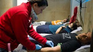 La campaña 'Dona Sangre' regresa a El Madrigal