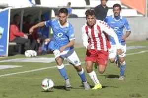 El Lleida Esportiu no puede con un combativo Huracán