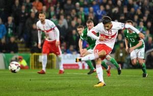 Qualificazioni Russia 2018: la Svizzera batte l'Irlanda del Nord ed ipoteca lo spareggio playoff