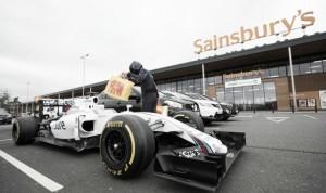 Williams ayuda a los supermercados Sainsbury´s a ahorrar energía en un 15%