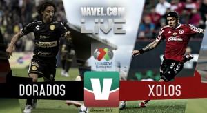 Resultado Dorados vs Xolos Tijuana en Liga MX (0-1)