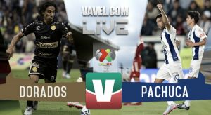 Resultado Dorados vs Pachuca en Liga MX 2015 (1-2)