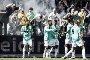 Dordrecht y Excelsior ascienden a la Eredivisie