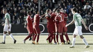Resumen de la jornada 12 de la Eredivisie