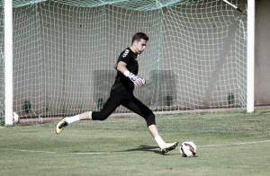 El Lorca CF refuerza la portería