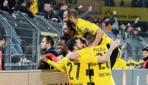 Bundesliga - Batshuayi trascina il BVB oltre l'ostacolo Eintracht