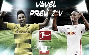 Bundesliga - Esame Lipsia per il Dortmund: tre punti per la fuga