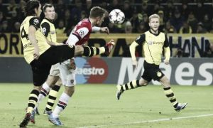 Arsenal vs Borussia Dortmund: Top two do battle in Group D