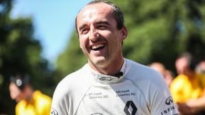 F1 - Kubica ai test post GP Abu Dhabi