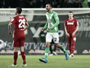 VfL Wolfsburg 2-11. FC Köln: Die Wolves continue unbeaten run against Köln