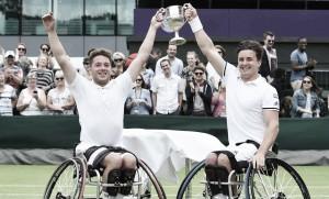 Wimbledon 2016: Reid & Hewitt take Men's Wheelchair Doubles title