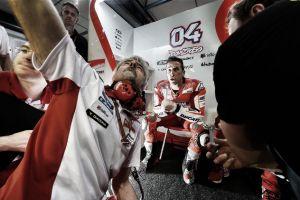 """Andrea Dovizioso: """"La pole es el resultado del trabajo del equipo"""""""