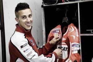 """Andrea Dovizioso: """"Mañana tendré que rebajar mi tiempo"""""""