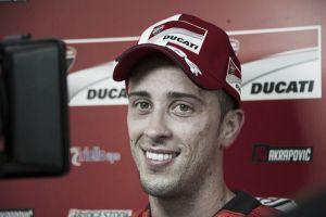 """Andrea Dovizioso: """"Mis sensaciones con la parte delantera todavía no son perfectas"""""""