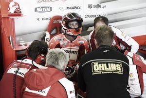"""Andrea Dovizioso: """"Hemos tenido un buen ritmo, muy cerca de los primeros"""""""