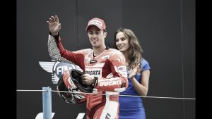 "Andrea Dovizioso: ""Indy es un circuito bastante extraño"""