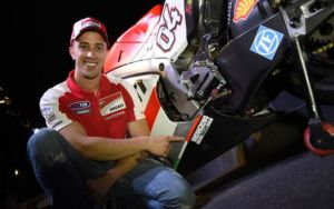 Ufficiale: Dovizioso e Ducati insieme fino al 2016