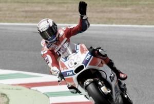 MotoGP - Magia Dovizioso sul bagnato di Motegi: Marquez si arrende ed è a +11