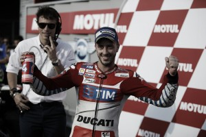 """Andrea Dovizioso: """"Estaré aún más decidido en hacer una buena carrera"""""""