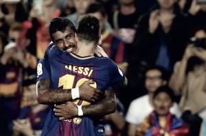 Barcellona - La solita onnipotenza di Messi e la sorpresa Paulinho
