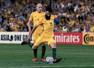 Verso Russia 2018 - Jedinak trascina l'Australia al Mondiale: 3-1 all'Honduras
