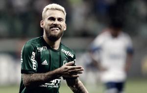 Com gol de Lucas Lima, Palmeiras vence Santo André na estreia no Paulistão