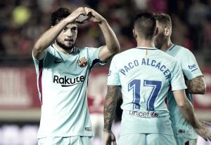 Coppa del Re - Vincono Barcellona, Siviglia e Valencia, tracollo Malaga