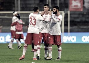 Serie B - Il Perugia sale al quarto posto: battuto il Novara 0-1