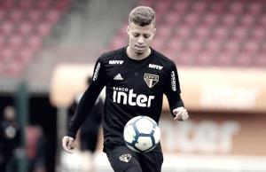 São Paulo empresta meia Lucas Fernandes ao Portimonense, de Portugal