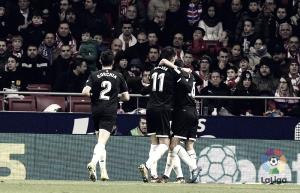 Coppa del Re - Colpo del Siviglia al Metropolitano: battuto 1-2 l'Atletico Madrid