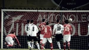 Serie B - Posticipo folle al Curi: 3-3 tra Perugia e Cesena