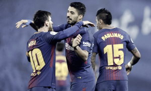 Liga - Il Barcellona batte la Real Sociedad in rimonta: 2-4 all'Anoeta