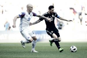 Russia 2018 - Messi tradisce l'Argentina: 1-1 con l'Islanda