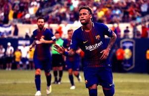 ICC - Neymar show: Barcellona batte Juventus 2-1