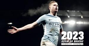 Manchester City - Rinnova De Bruyne, Fred ad un passo