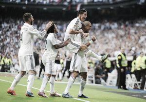 Real Madrid domina segundo tempo e vira sobre o Barcelona no Bernabéu