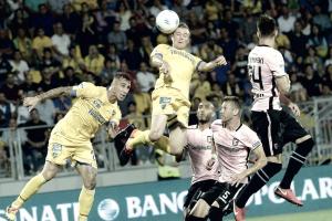 Serie B - Maiello e Ciano regalano la promozione al Frosinone: battuto il Palermo 2-0
