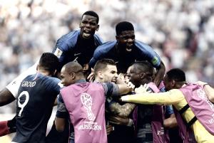 Russia 2018 - La Francia batte l'Argentina 4-3 e vola agli ottavi