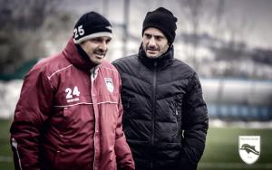 "Pescara, parla Sebastiani: ""Gilardino motivatissimo, fatta per Cubas"""
