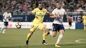 ICC - Il Tottenham schianta il Paris Saint Germain 4-2
