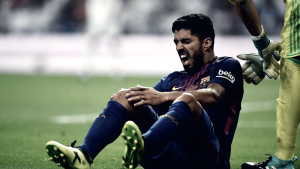 Barcellona - Piove sul bagnato, un mese di stop per Suarez