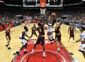 Louisville Dominates Boston College Without Lee